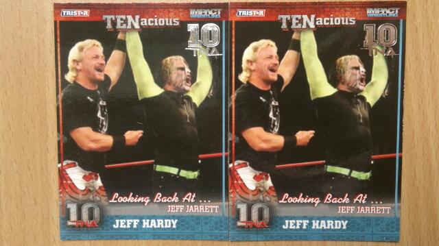 TNA Tristar Impact Wrestling 2009 Part Set 99//100
